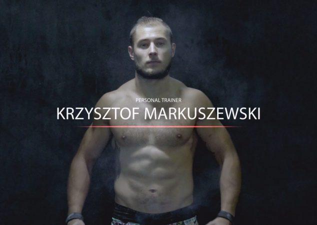 Personal Trainer Krzysztof Markuszewski